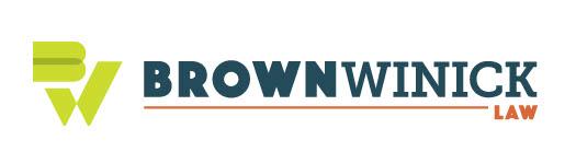 BrownWinick_Logo_HorMain_Tag CMYK for LIGHT BKGS